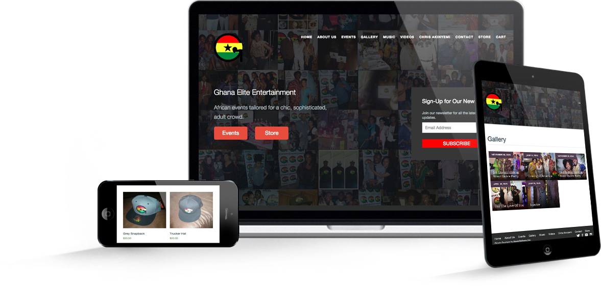 Ghana Elite Entertainment